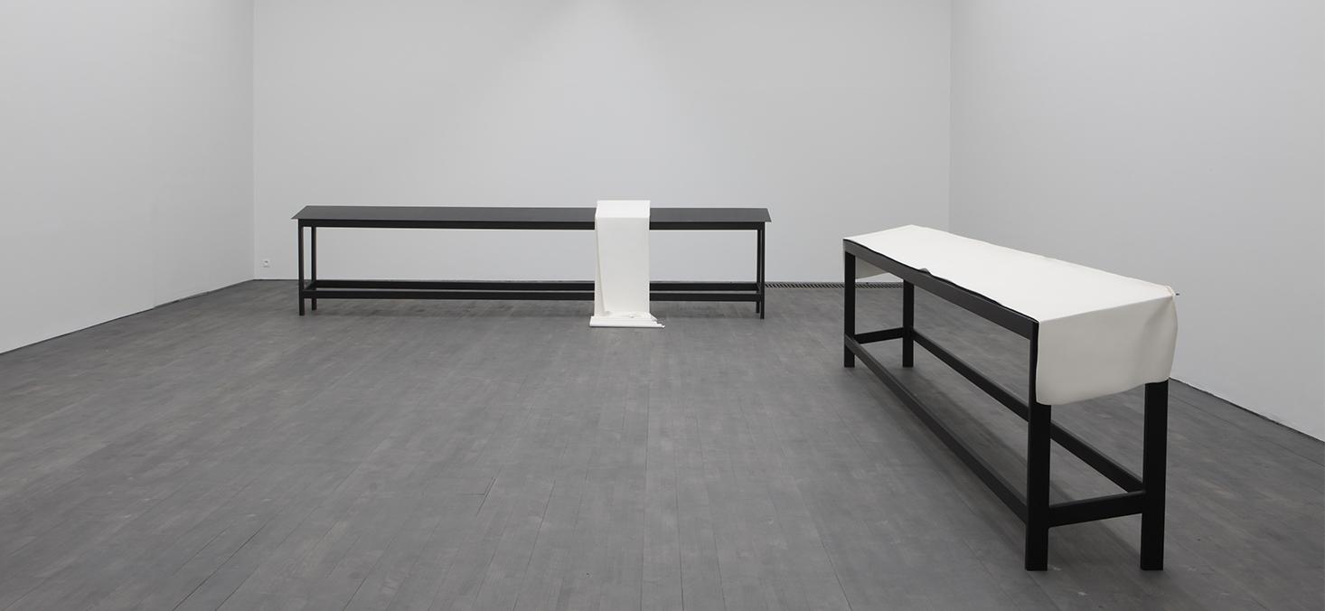 PLASTER ART - De ochtend die avond zal zijn - Lili Dujourie
